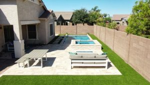 Building Our Backyard Oasis with Presidential Pools