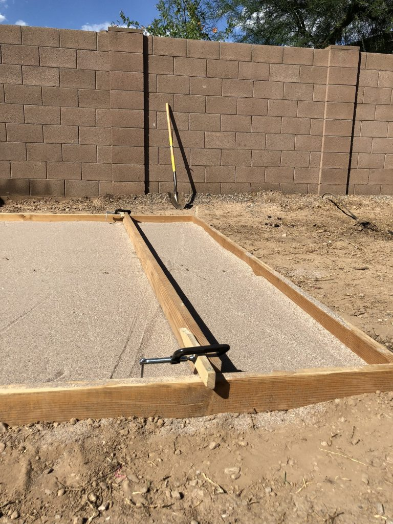 hot tub leveling tool