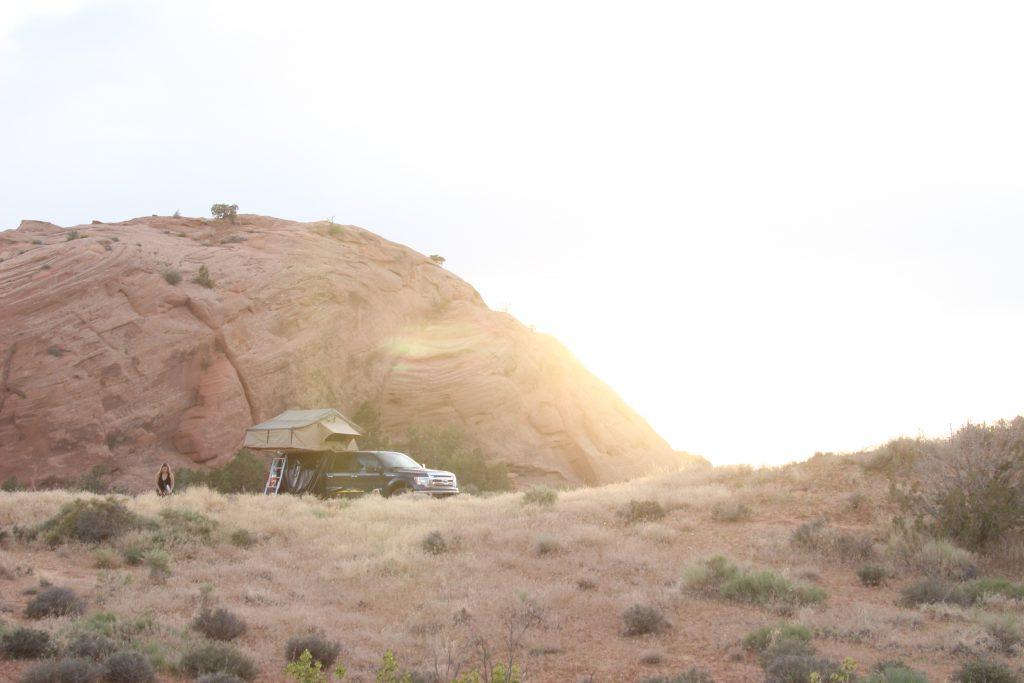 Moab, overland