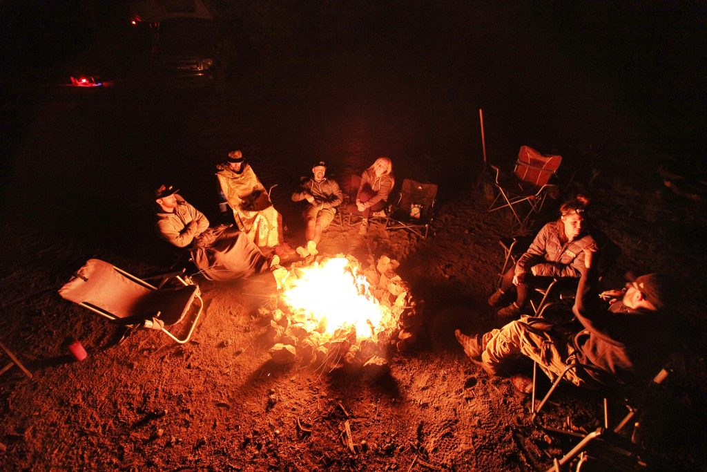 xplrcreate overland raptor runs group by campfire grand canyon flagstaff