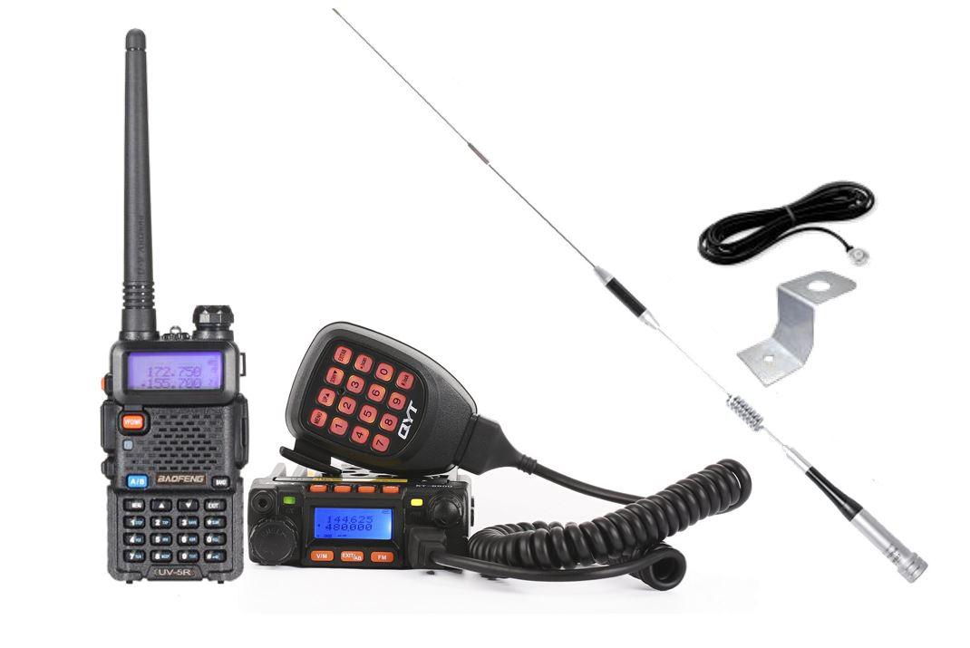 Offroad overland radio kit