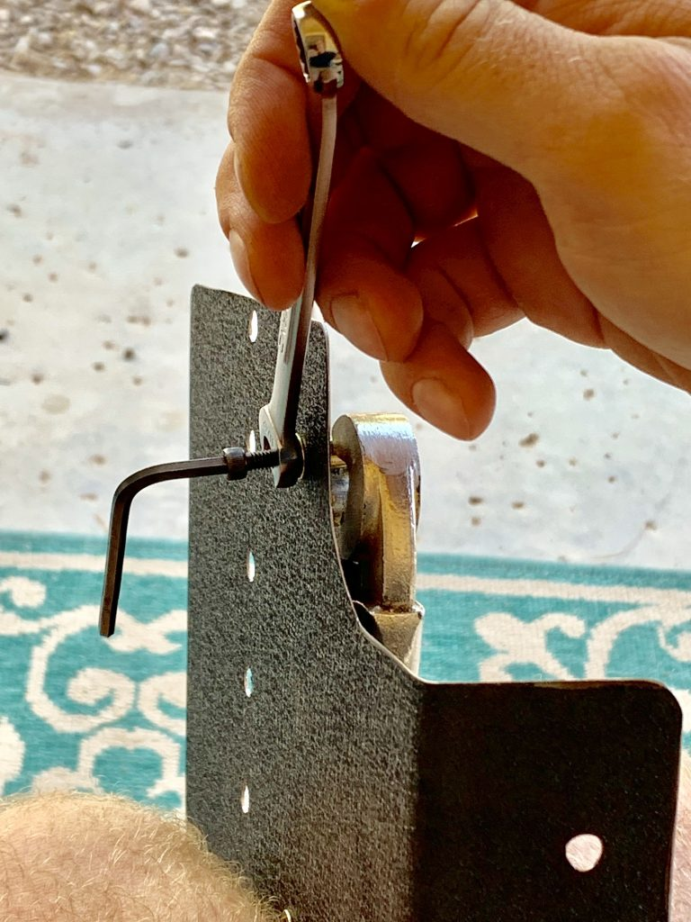 2014 F150 diy auxiliary relay panel rivnut threaded rivet insert