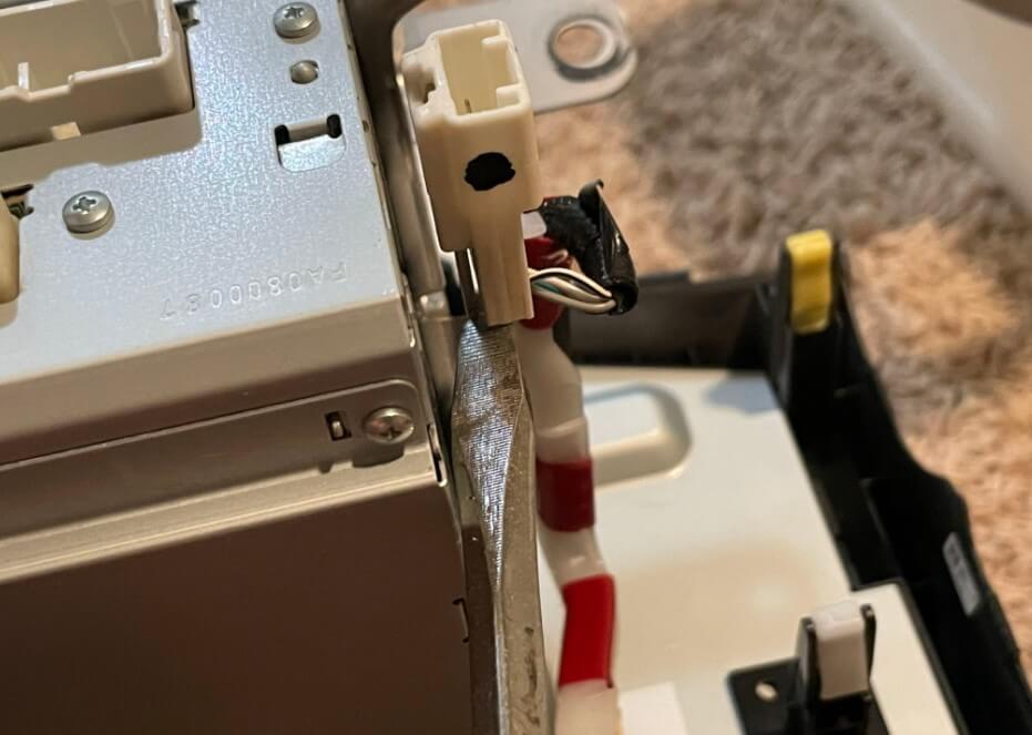 flasher switch harness plug